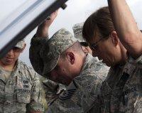 Styl militarny w wojsku